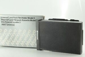 [N Mint] Polaroid Land pack film holder for Mamiya RB67 universal From Japan #43