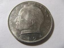 2 DM Deutsche Mark Deutschland Max Planck 1971 G Umlaufgeld Kursmünze