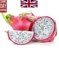 Dragon Fruit FRESH (Sep 2020) Seeds (20+). Pitaya  Same Day Dispatch