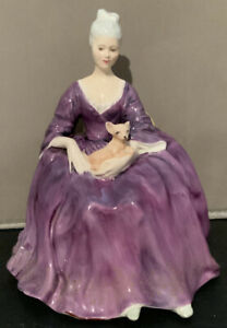 "Royal Doulton Figurine HN2421 ""Charlotte"" Excellent Condition"
