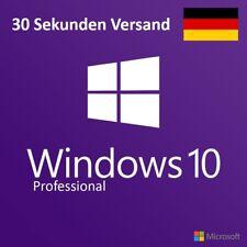 Microsoft Windows 10 Pro 32/64 Bit Key Volumenlizenz ESD | 30 SEKUNDEN VERSAND