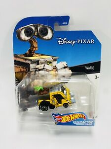 WALL-E Disney Pixar Character Cars Series 5 - Hot Wheels 2019 NEW GGX59-0911