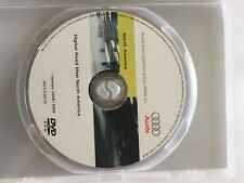Audi Navigation Plus (RNS-E) DVD NORTH AMERICA P/N: 8P0919884AC Version 2008/09