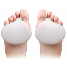2Pcs Gel Metatarsal Sore Ball of Foot Pain Cushions Pad Insoles Forefoot Support