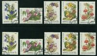 1988 Russia Stamps, Two Complete Sets SC#5687-5691, with Cancellation, MINT, NH