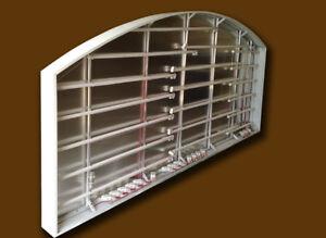 Shop Light box, Awning LightBox,1800x600x150mm, 3 row=6 lights, 2 acrylics, WHT