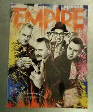EMPIRE 2/2017 VARIANT Cover T2 TRAINSPOTTING by Mr BRAINWASH Thierry Guetta NEW