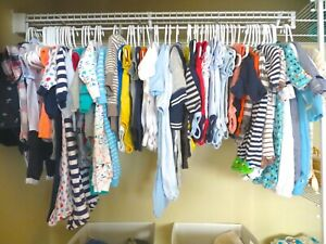 Baby Boy Used Clothes Clothing - Build / Make Your Own Bundle - 0-3 Months