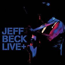 BECK,JEFF - LIVE + (CD) Sealed