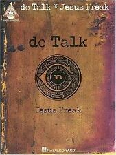 dc Talk Jesus Freak songbook Guitar Recorded Versions notes & tablature 1997