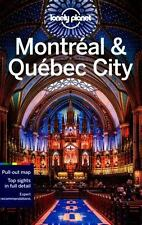 Travel Guide: Lonely Planet Montreal and Quebec City by Lonely Planet (2016,...