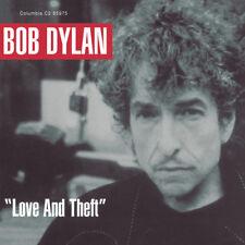 Bob Dylan - Love And Theft [New Vinyl LP] 150 Gram, Download Insert