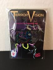 Terror Vision Terrorvision Hungry Beast Enamel Pin Limited Edition of 150