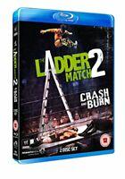 WWE: The Ladder Match 2 - Crash And Burn [Blu-ray] [DVD][Region 2]
