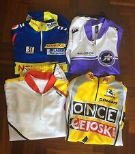 Stock lotto maglie ciclismo giordana santini castelli shirt sportful assos