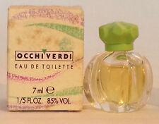 Occhi Verdi edt profumo campioncino sample scent echantillon perfume