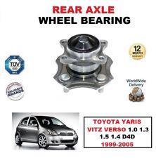 per Toyota Yaris Vitz Verso 1.0 1.3 1.5 1.4 D4D 1999-2005 cuscinetto ruota