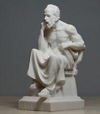 Greek Philosopher SOCRATES Handmade Statue Sculpture Athens Academy 6.7΄΄