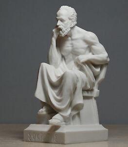 Greek Philosopher SOCRATES Greek Statue Sculpture Ancient Athens Academy