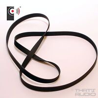 Fits DUAL - Replacement Turntable Belt CS138, CS410, CS415, CS430 & CS435