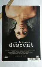 DESCENT ROSARIO DAWSON MINI POSTER BACKER CARD (NOT A movie )