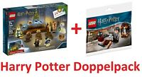 LEGO® 75964 Harry Potter Adventskalender +  30407 Harry Potter Polybag NEU / OVP