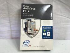 McAfee AntiVirus Plus (Unlimited) MAV16ELP9RAA ✅❤️️✅❤️️ NEW