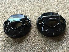 Kawasaki Z200 A-4 clock meter covers backing plates