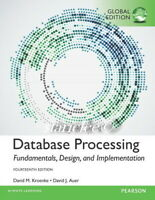 NEW 3 Days AUS Database Processing: Fundamentals, Design, and Implementation 14E