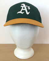 OAKLAND ATHLETICS A's Team MLB OC Sports Baseball Adult Hat Cap Adjustable