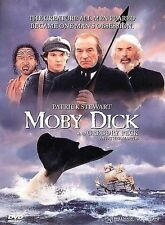 Moby Dick (DVD, 1998)