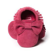 Newborn Baby Shoes Girl Infant Toddler Newborn Crib Moccasins Shoes Prewalker