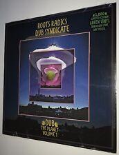 Roots Radics Dub Syndicate The Planet vol 1 SEALED Green Vinyl LP RSD 2019 1,000