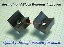 Goldring/Lenco New Improved L75 V Block Up-grade. 2580 + sets sold worldwide