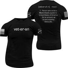 Grunt Style Blankoscheck T-Shirt-schwarz