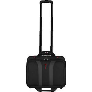 Wenger Granada 2-Rollen Businesstrolley Weichgepäck 35 cm Laptopfach (black)