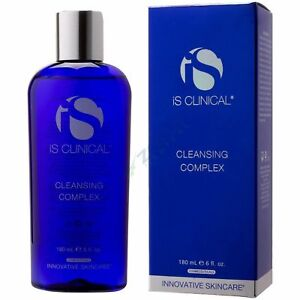iS Clinical Cleansing Complex 6 oz. 180 ml Brand New In Box, Fresh Exp 1/2024