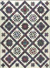Splendid Stars quilt Pattern by Glad Creations