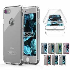Urcover® 360 Grad Touch Case Bumper Handy Hülle Schutz Hardcover Rundumschutz