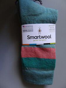 NEW SmartWool Saturnsphere Crew Socks Women's M (Shoe Size 7-9½)  Merino Wool