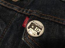 Vintage Levis Small e Type III Trucker Denim Jeans Jacket.