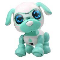 Robot Chien Jouets pour Enfants Jouet Interactif Anniversaire Cadeau de Noë Z7Q4