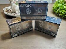 (1) VTG TDK MA-XG 90 Min. Cassette MIUP FLAWLESS & FACTORY-SEALED!!