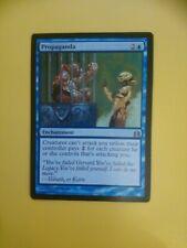 MTG Card. Propaganda. Commander. Enchantment