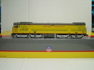 ATHEARN HO SCALE U50 LOCOMOTIVE DCC READY UNION PACIFIC 88674