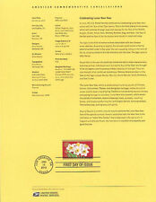 #1001 44c Lunar New Year Stamp #4435 Souvenir Page