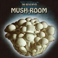 THE RESIDENTS - MUSH-ROOM  CD NEU