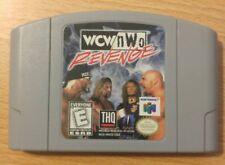 WCW/NWO Revenge (Nintendo 64, 1998) Tested!!