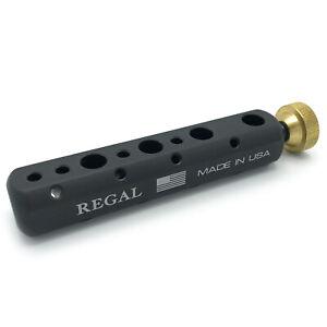 REGAL TOOL BAR - Black Fly Tying Toolbar Vise Stem Attachment Tool Holder - NEW!