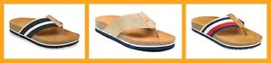 Tommy Hilfiger ~ Giulio Women's Thong Sandals $59 NIB